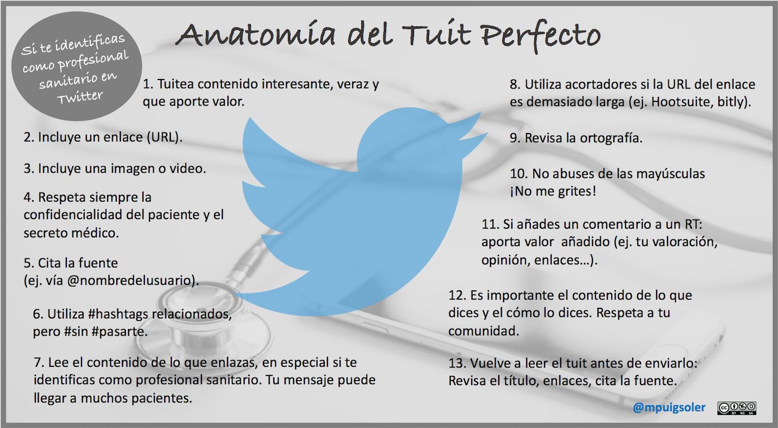 Anatomía del tuit (casi) perfecto si te identificas en redes ...